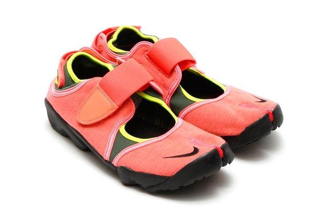 Nike Air Rift Hot Lava 2