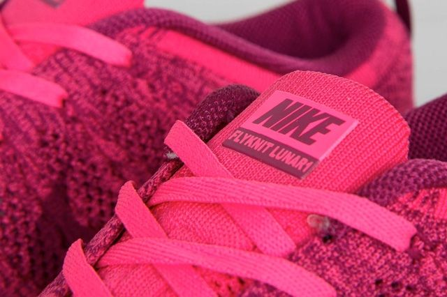 Nike Flyknit Lunar1 Pink Flash 3