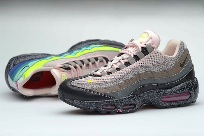 Size Nike Air Max 95 20 For 20 Lateral