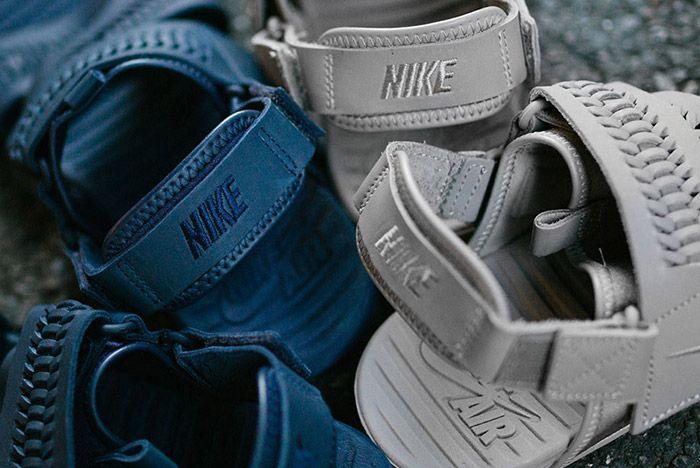 Nike Solarsoft Zigzag Woven Sandal 1