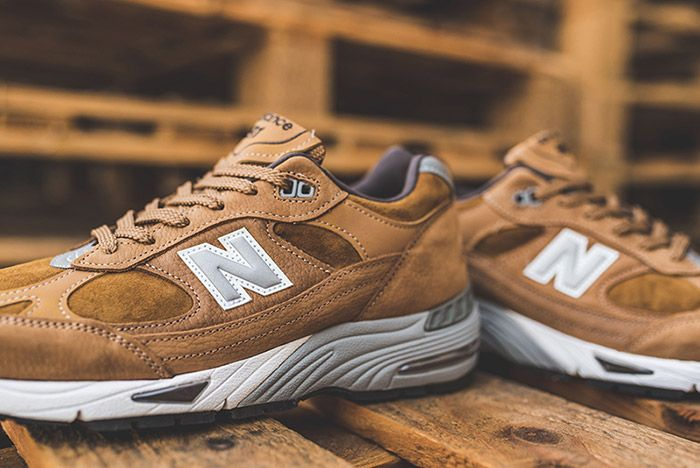 New Balance 991 Brown 9
