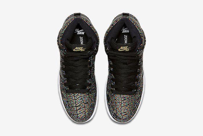 Nikesb Dunk 2016 Psychadelic 6