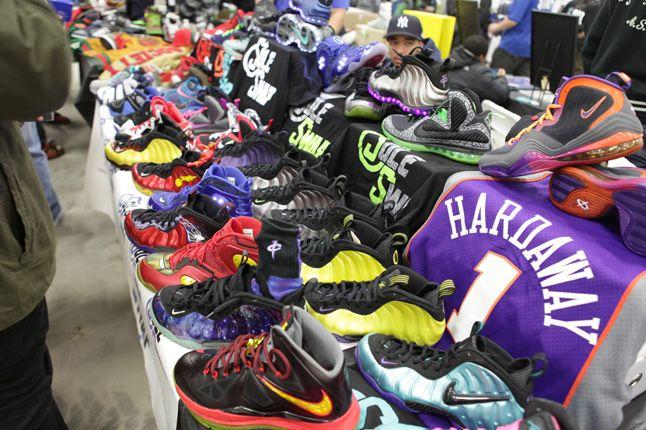 Sneaker Con New York Foam Nike 1
