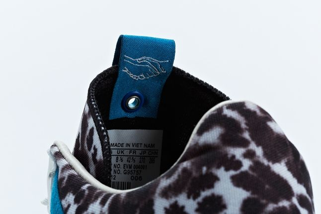Adidas Consortium Wc Ap Strider Tongue Detail 1