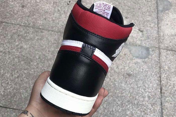 Air Jordan 1 Gym Red In Hand Shots6