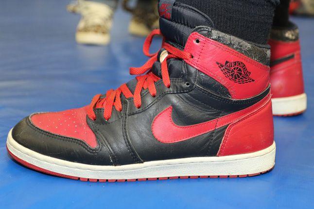 Sneaker Con Charlotte Jordan 1 1