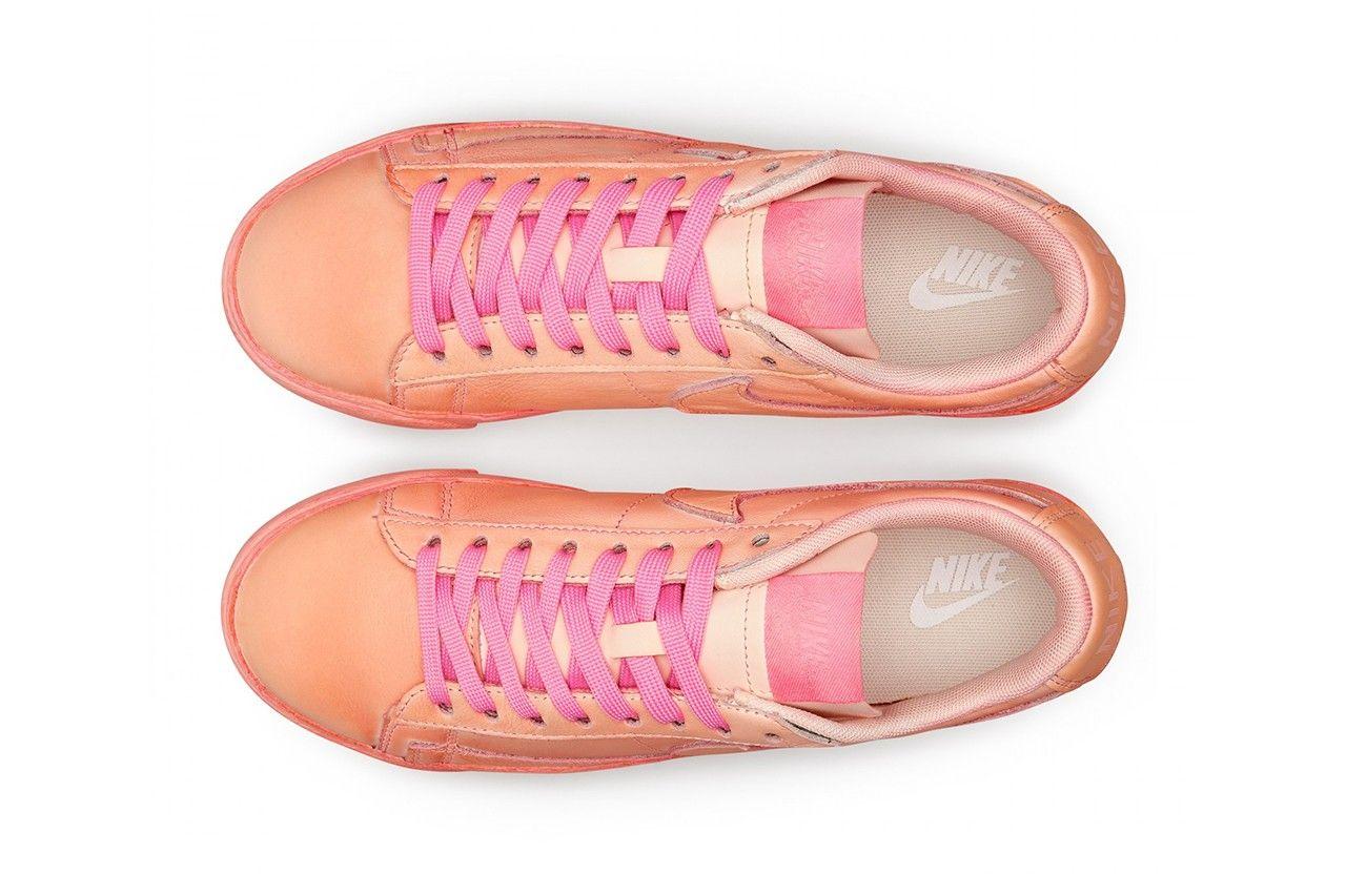 Comme des Garçons Nike Blazer Low Top