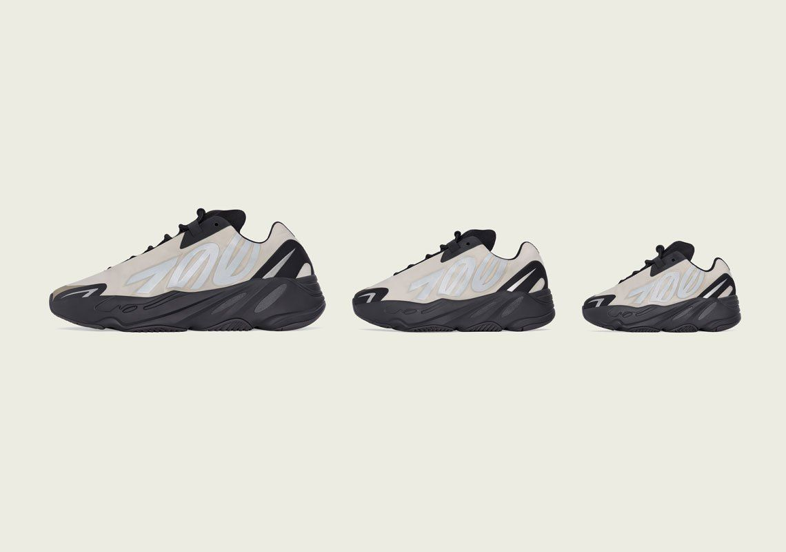 Yeezy BOOST 700 MNVN 'Bone'