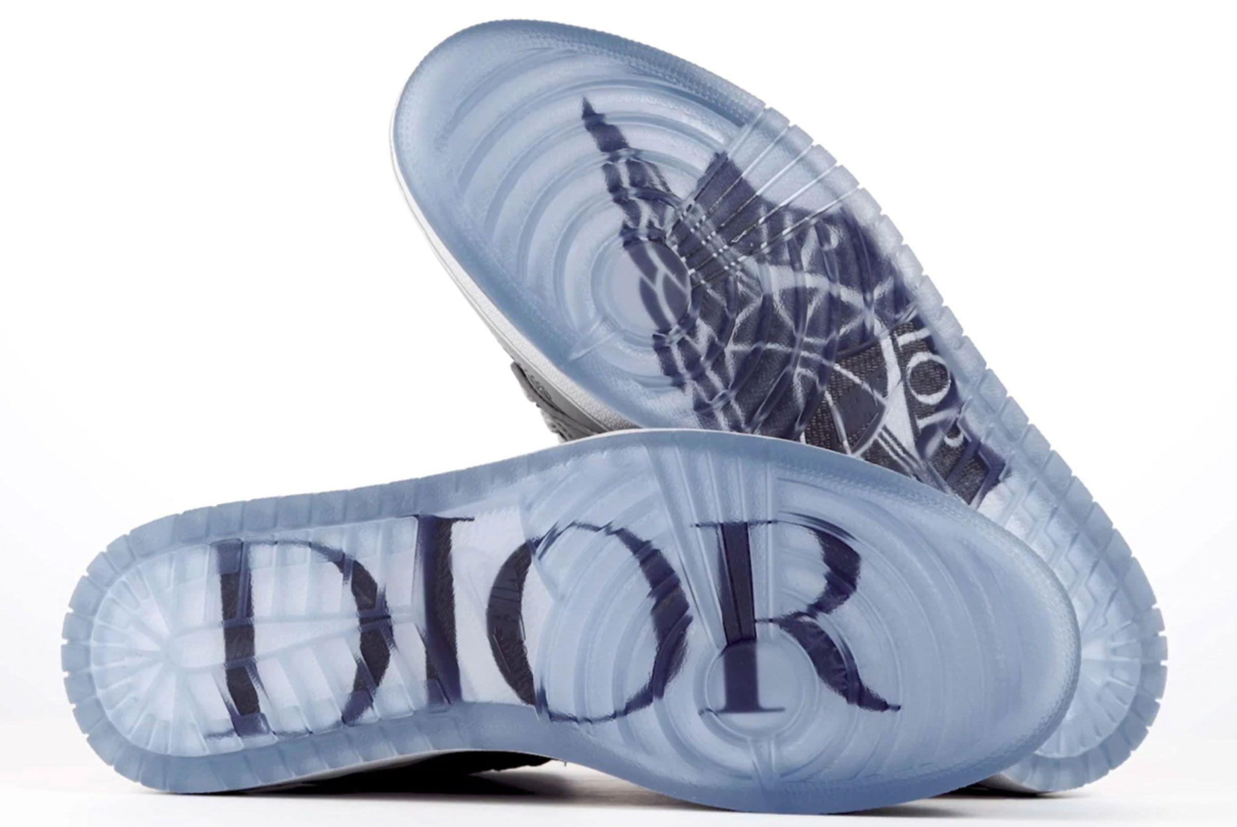 Dior x Air Jordan 1 'Air Dior'