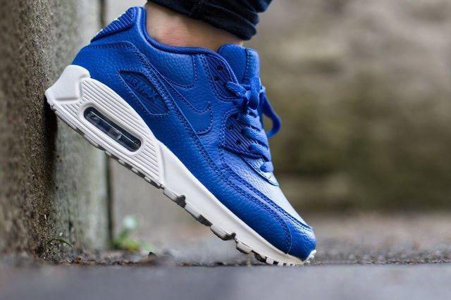 Nike Air Max 90 Blue 2