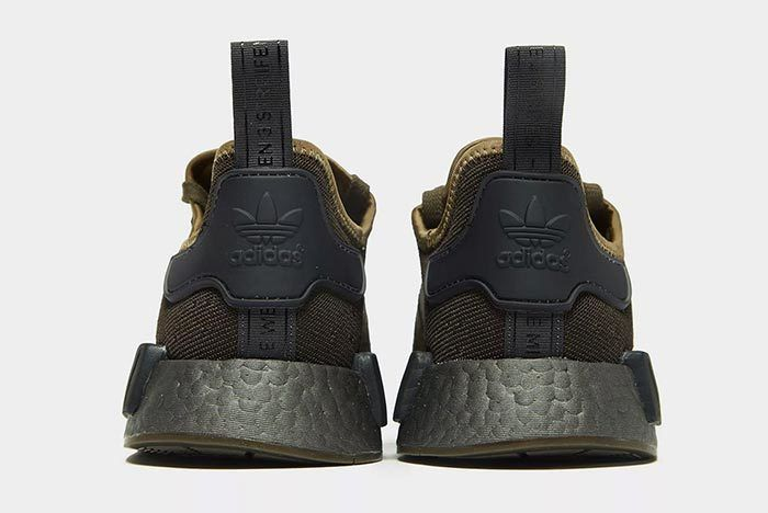 Adidas Nmd Military Green 5