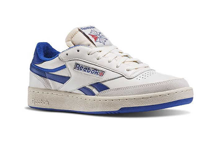 Reebok Revenge Plus Blue 5