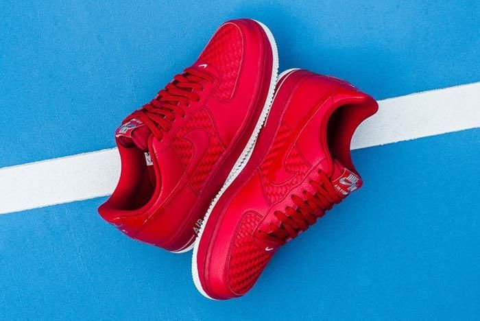 Nike Air Force 1 Woven Low 8