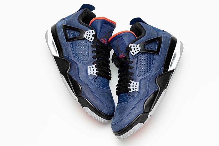 Air Jordan 4 Wntr Loyal Blue Cq9597 401 Release Date 3 Pair