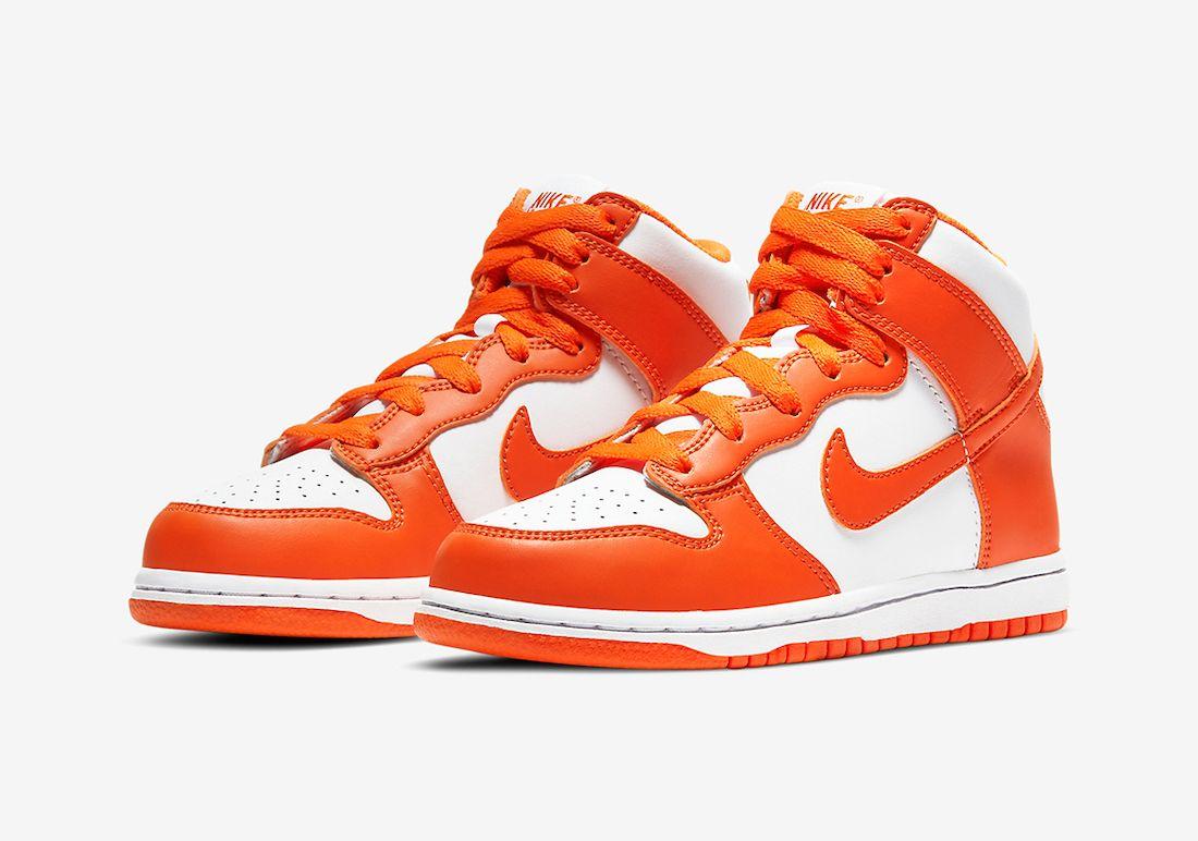 Nike Dunk High Syracuse