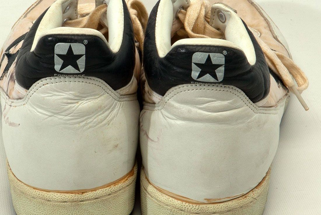 Converse Fastbreak Michael Jordan Auction Shots1