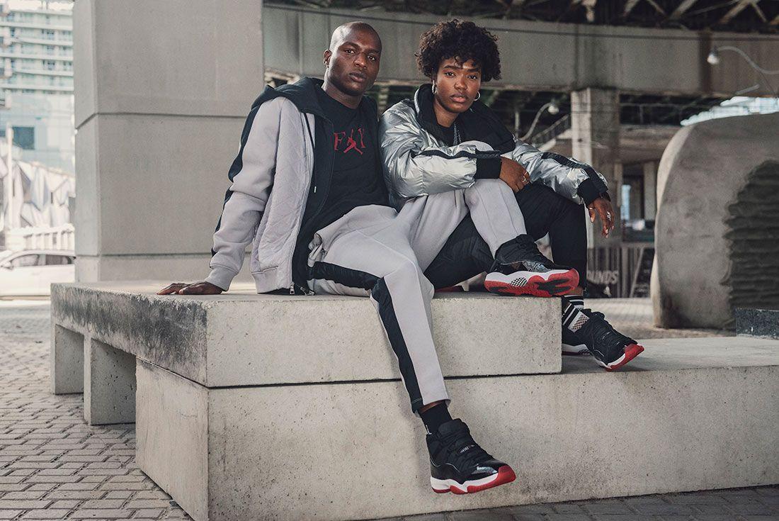 Air Jordan 11 Bred Jd Sports Hero Shots10