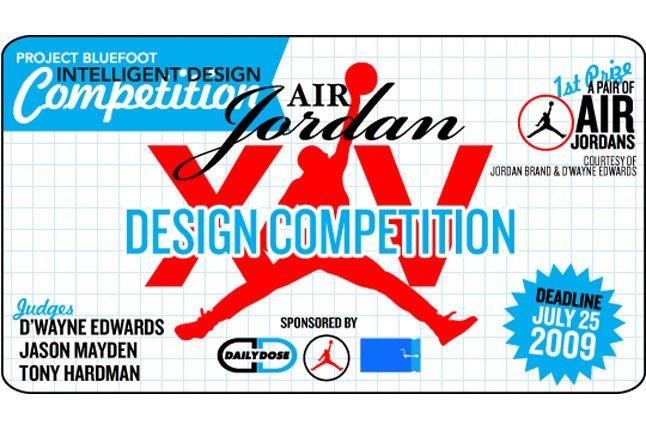 Project Bluefoot Design The Jordan Xxv 1