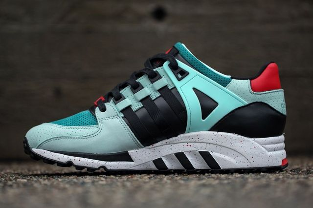 Bait X Adidas Eqt Running Support 3