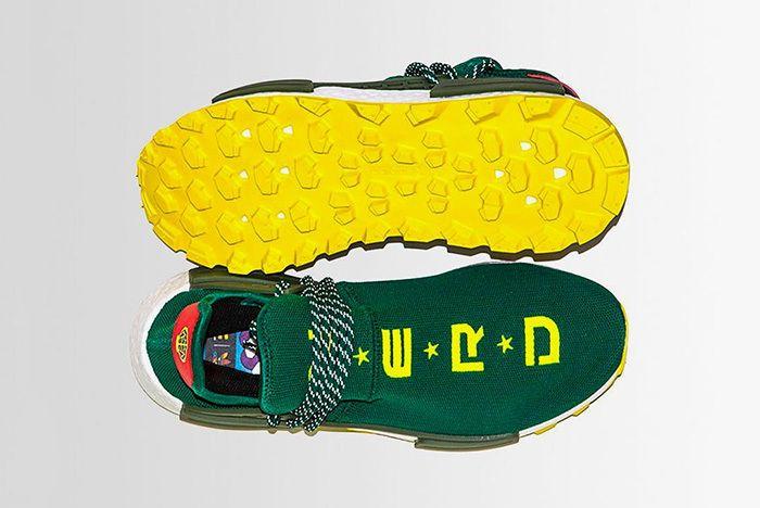 Pharrell Nerd Adidas Hu Nmd Bbc Nyc 1