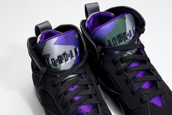 Air Jordan 7 Ray Allen Bucks Leaked 7