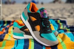 Thumb West Nyc Saucony Shadow 5000 Tequila Sunrise