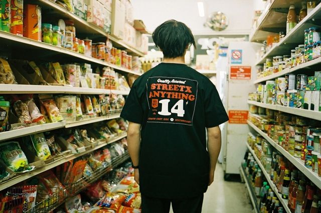 Anything X Streetx 2014 Capsule Collection 4