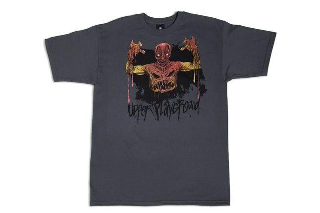 Upper Playground Alex Pardee Hellraiser T Shirt 1