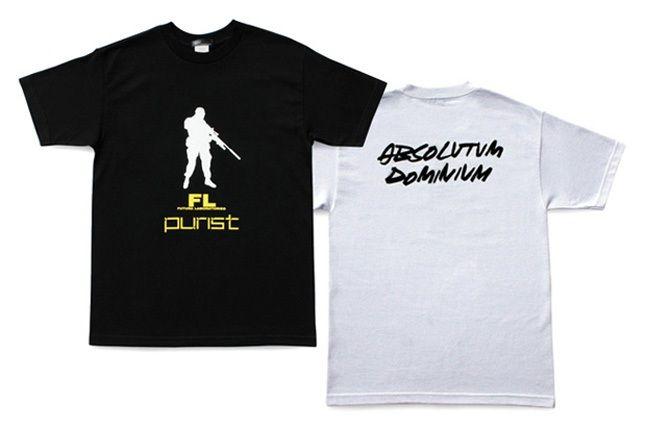 Futura Laboratories Purist Absolutum Dominum Tshirt 1 1