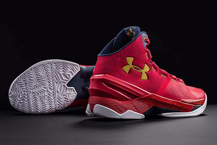 Under Armour Curry Two Floor General2