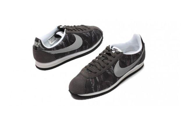 Nike Cortez Prm Tiger Camo Pack Black 4 1