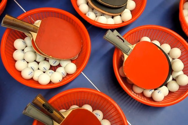 Ping Pong Kswiss 1