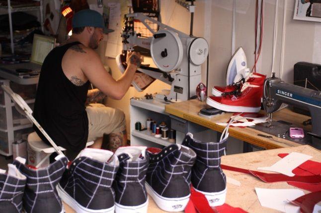 Shoe Surgeon Vans 2 1