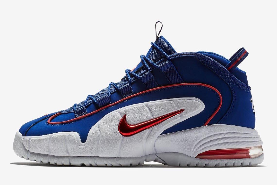 Nike Air Max Penny 1 Lil Penny 3 Sneaker Freaker