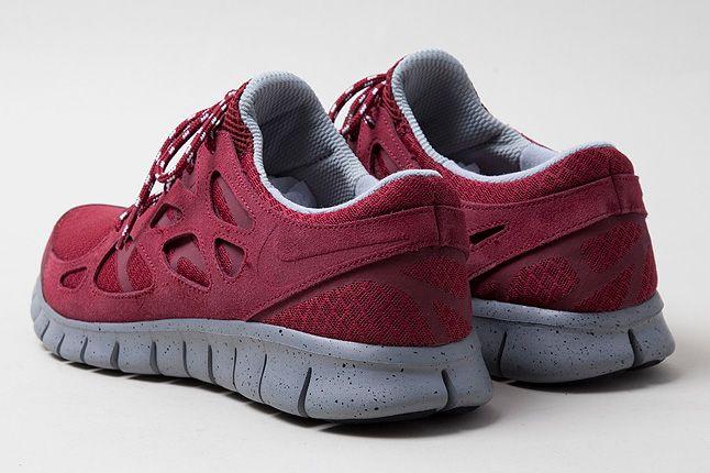 Nike Free Run2 Red Heel 1 1