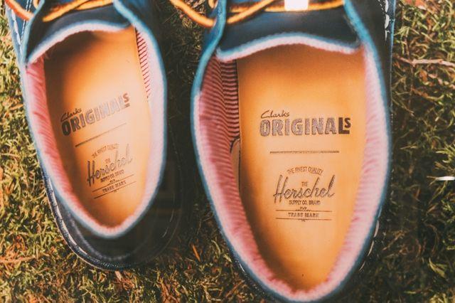 Herschel Clarks Desert Boot 16