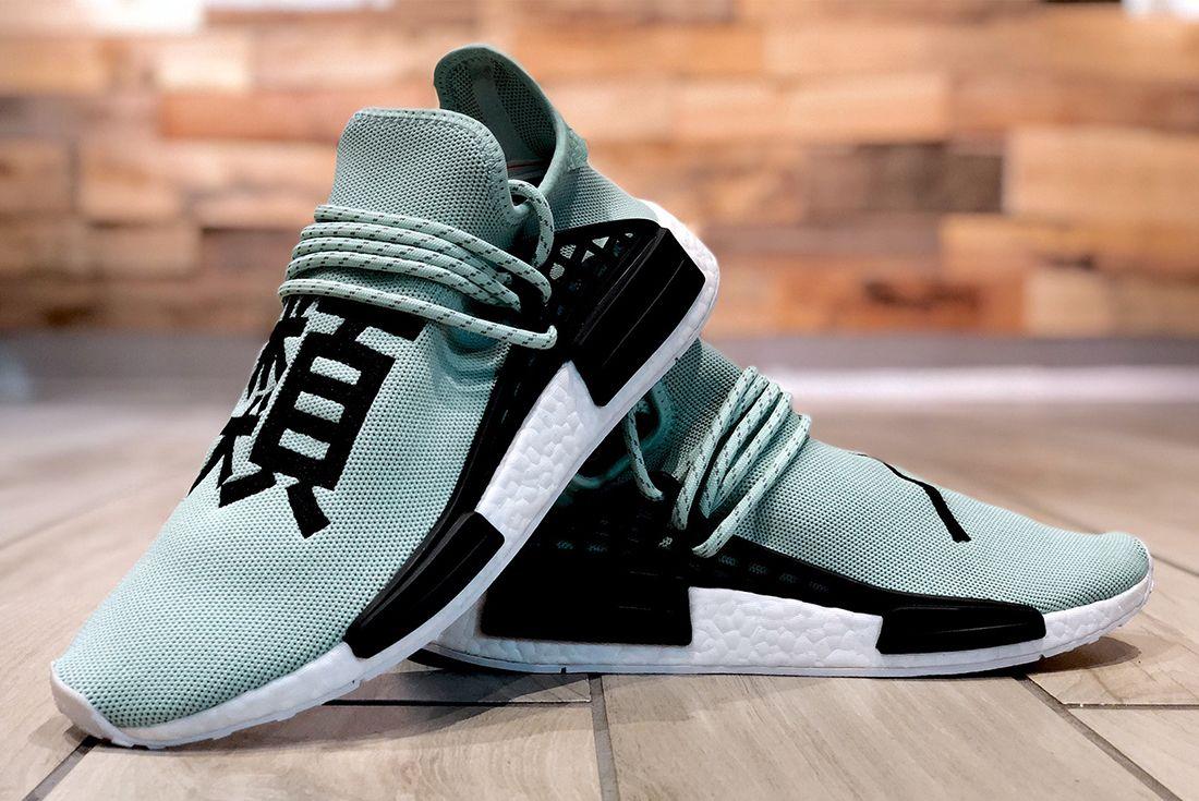 Pharrell X Adidas Hu Nmd Sample Sneaker Freaker 2