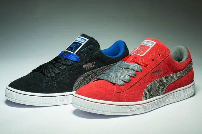 Puma Chinese New Year Suede 1