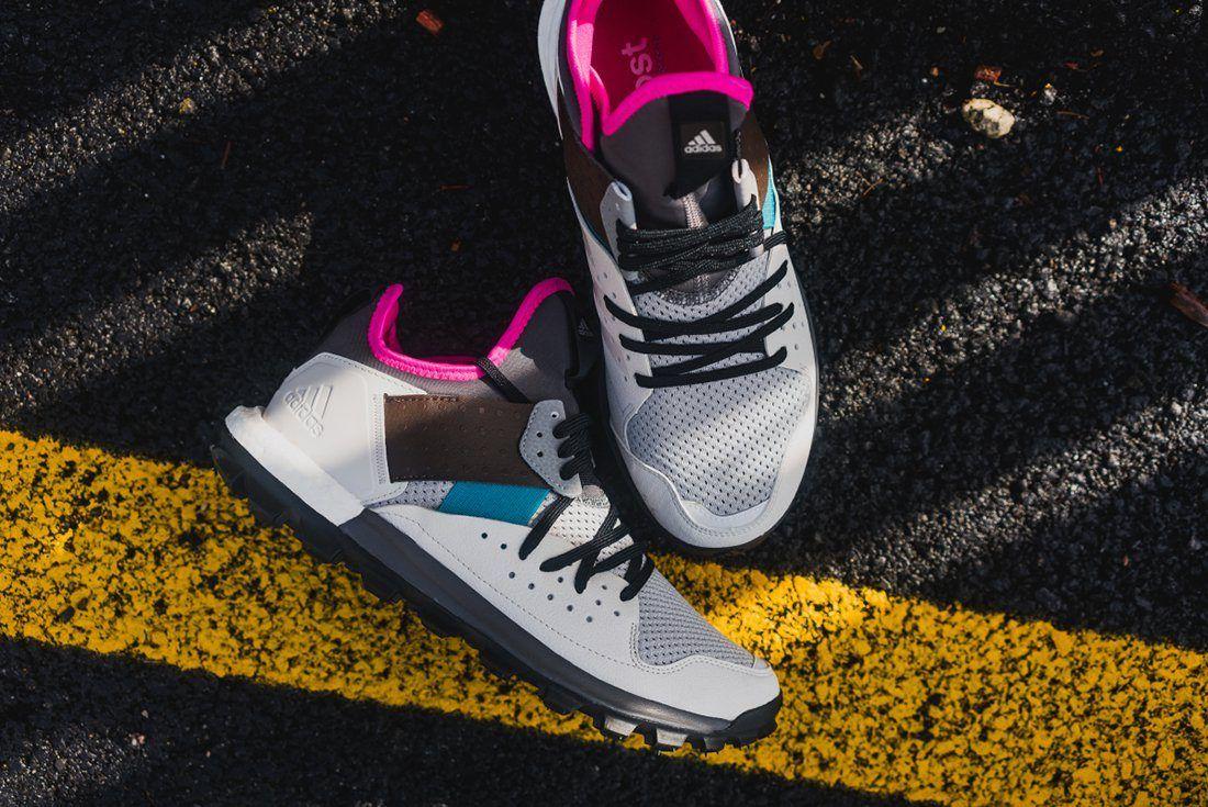 Kolor X Adidas Ss17 Response Tr Pack10