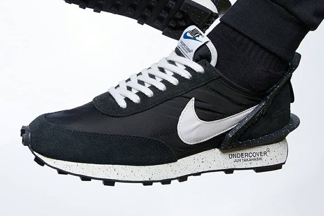 Undercover Nike Daybreak Lateral Side Shot