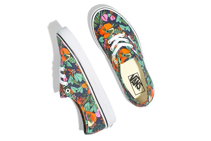 Vans Multi Tropic Authentic 2