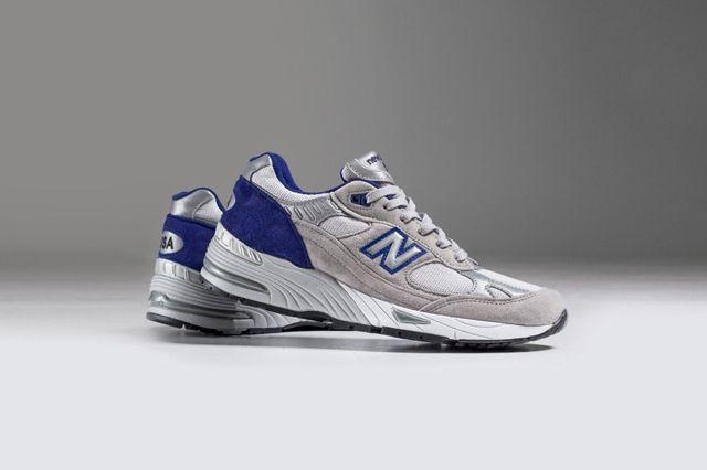 New Balance 991 Alloy 2