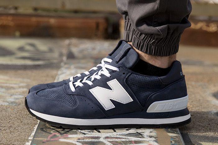 New Balance 995 Castaway Blue