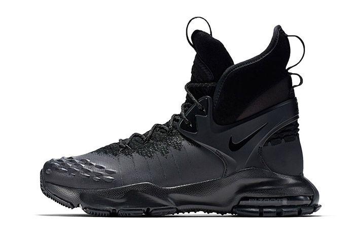 Nike Acg Zoom Tallac Flyknit Black 6