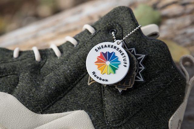 Sneakersnstuff Reebok Kamikaze Herringbone