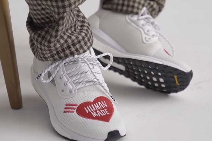 Pharrell Chanel Capsule Collection 06 Solar Hu On Foot