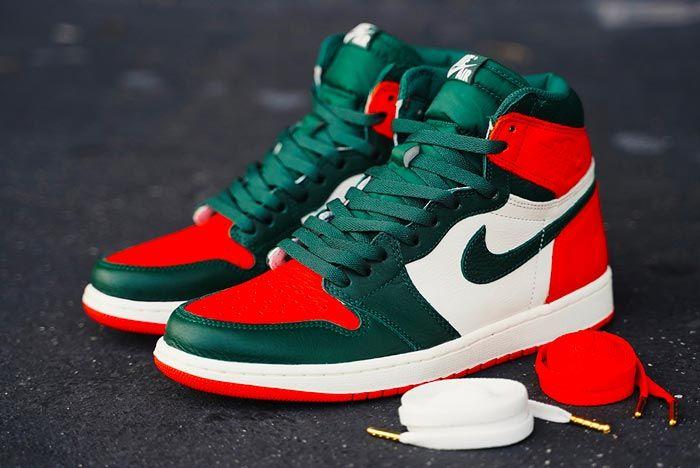 Solefly Nike Air Jordan 1 Miami Art Basil 1