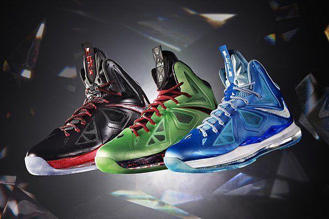 Nike Lebron Trio 1