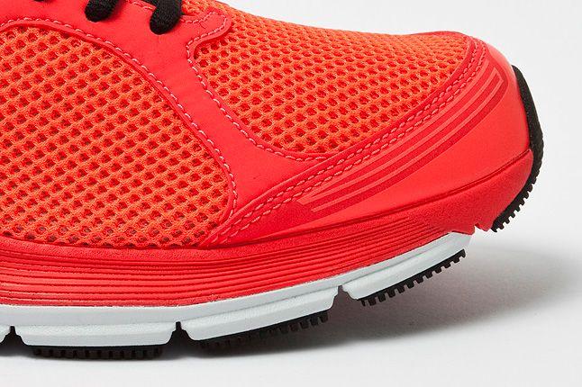 Lacing Nike Structure16 Shield Crimson 1