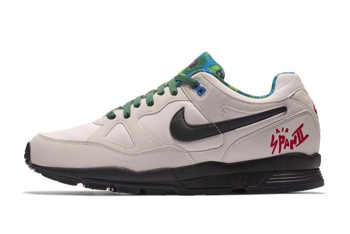 Nike Air Span 2 Floral Release